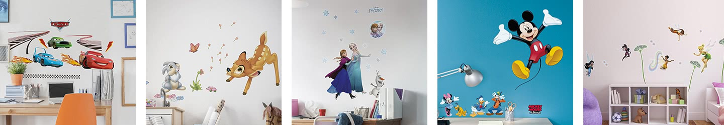 Wall Tattoos Disney