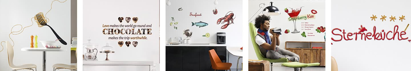 Wall Tattoos Food & Drinks