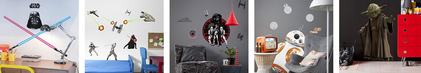 Wall Tattoos Star Wars