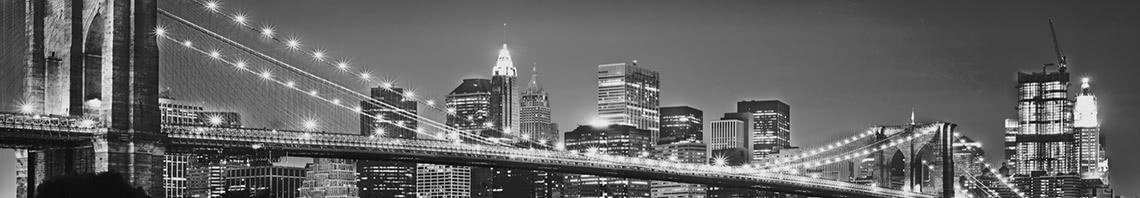 City Non-woven Photomurals