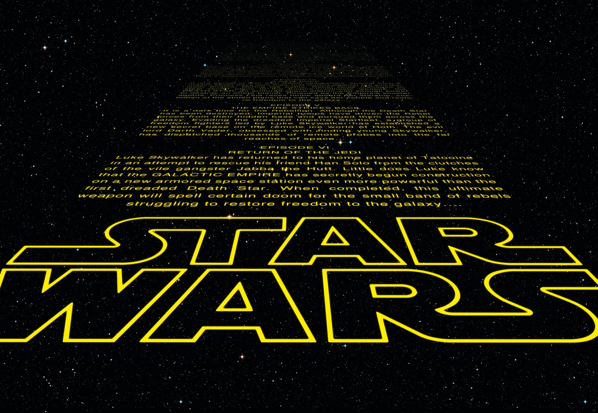 Image result for star wars intro