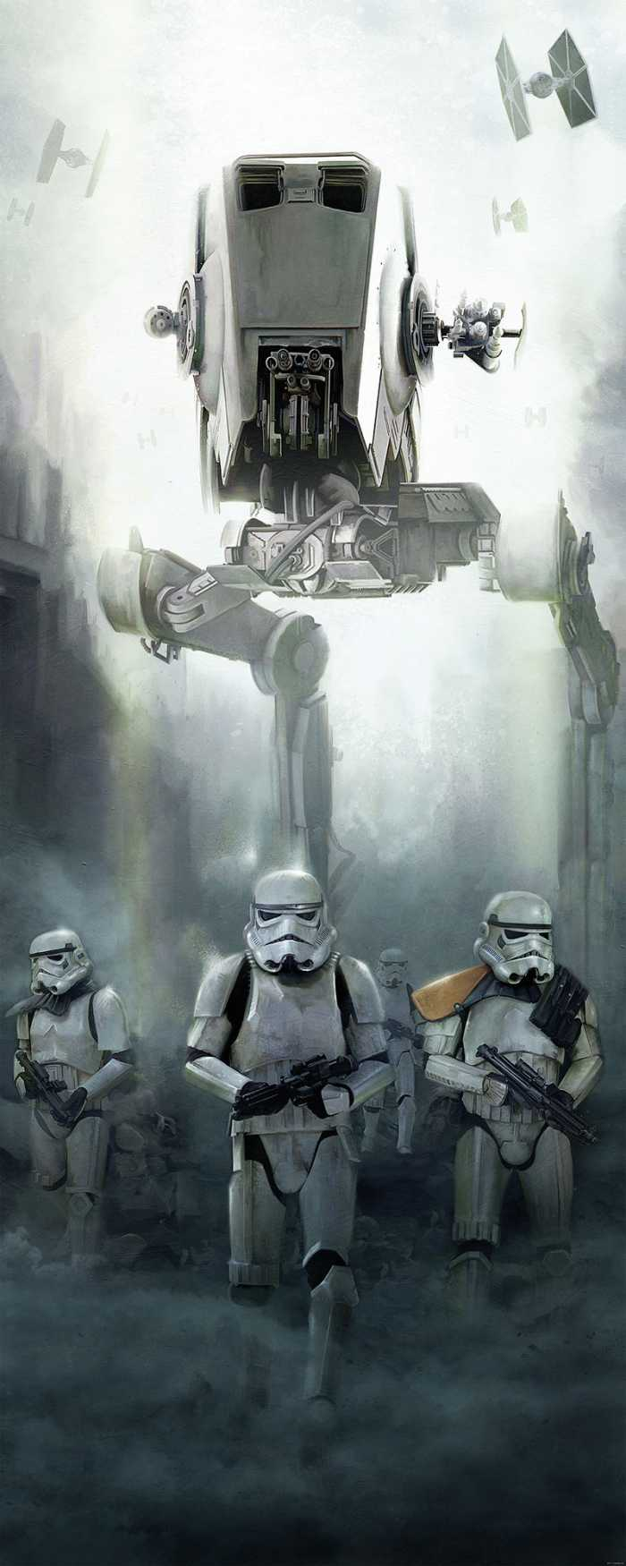 Panel Star Wars Imperial Forces