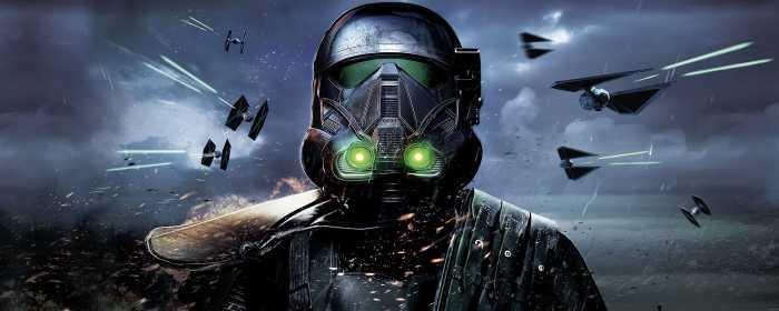 Panel Star Wars Deathtrooper