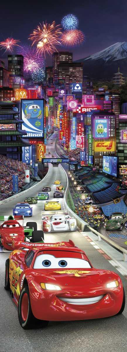 Photomural Cars Tokyo