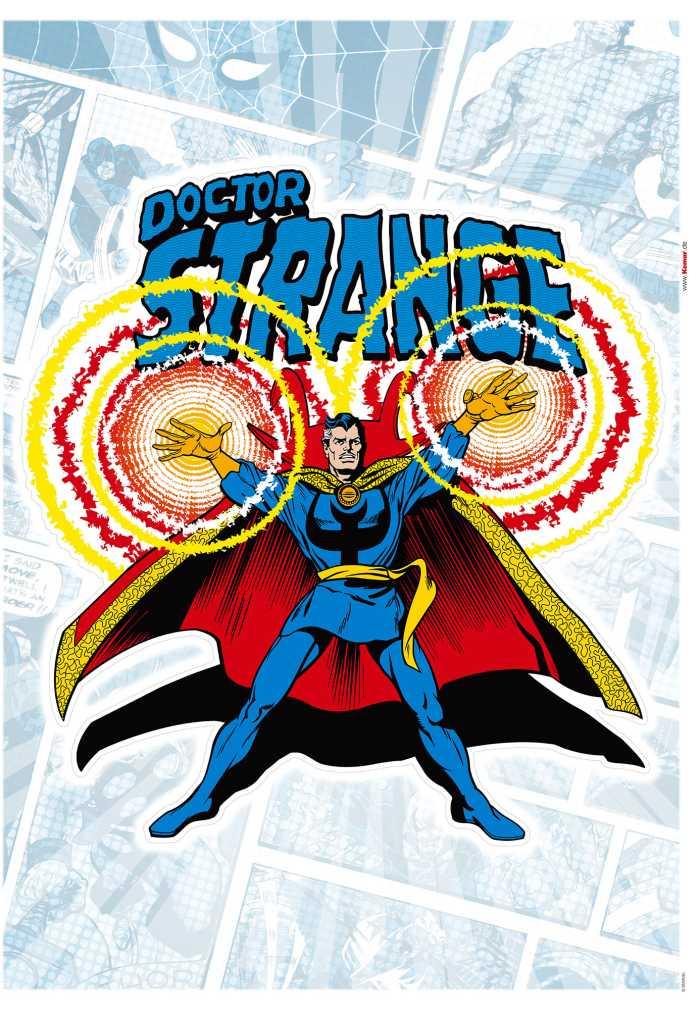 Wall tattoo Doctor Strange Comic Classic