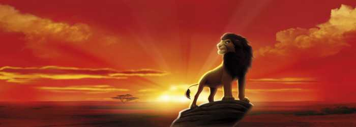Photomural The Lion King