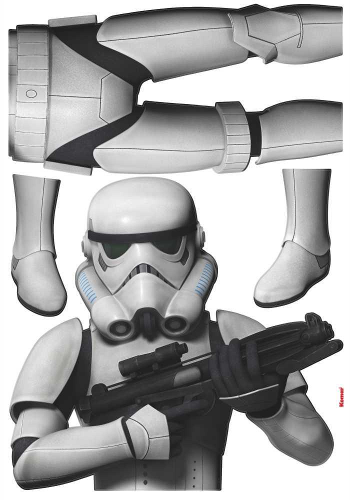 Wall tattoo Star Wars Stormtrooper