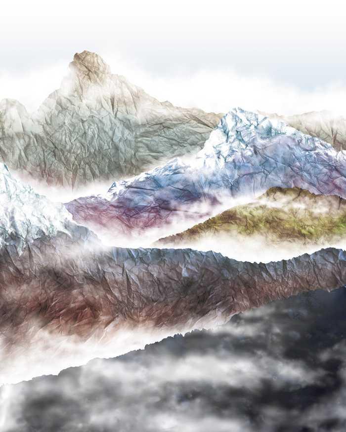 Digital wallpaper Olympic