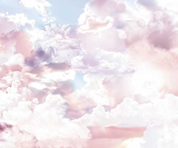 Digital wallpaper Clouds