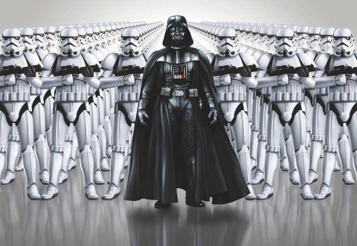 Photomural Star Wars Imperial Force