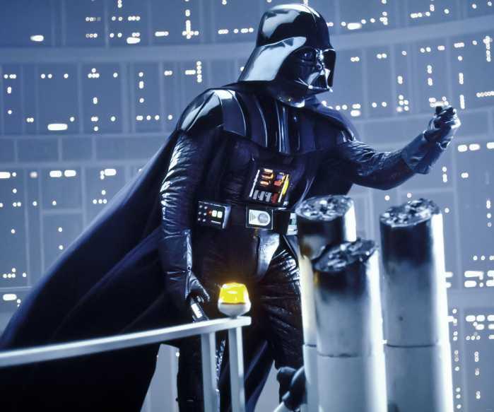 Digital wallpaper Star Wars Classic Vader Join the Dark Side
