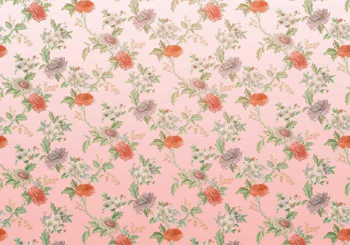 Digital wallpaper Primavera