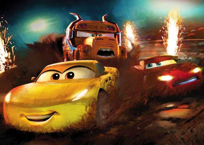 Digital wallpaper Cars Dirt Track