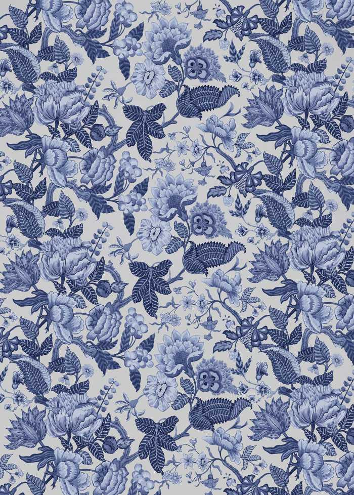 Digital wallpaper Bleuet