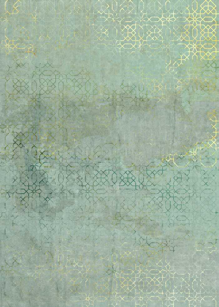 Digital wallpaper Oriental Finery