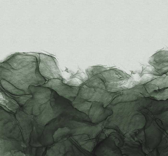 Digital wallpaper Green Dust