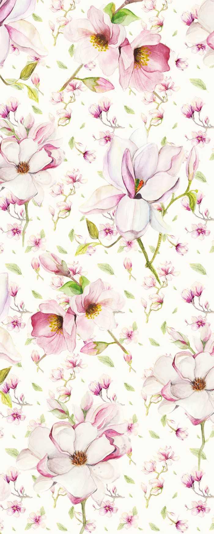 Digital wallpaper Magnolia