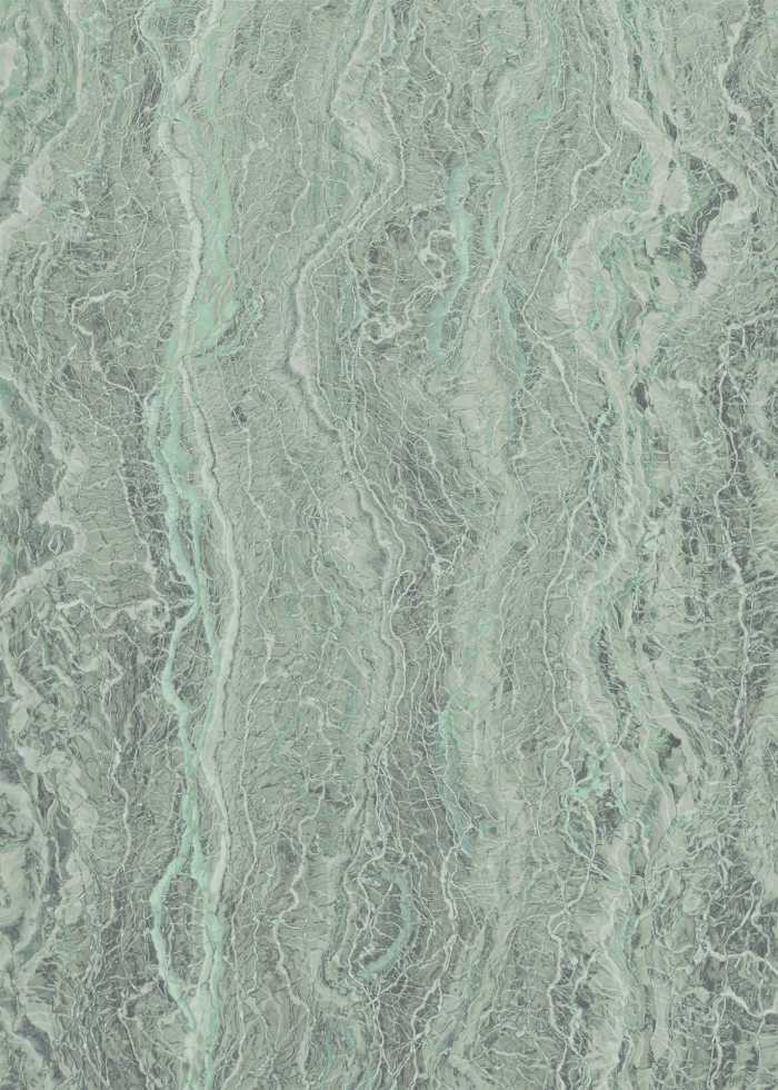 Digital wallpaper Marble Mint