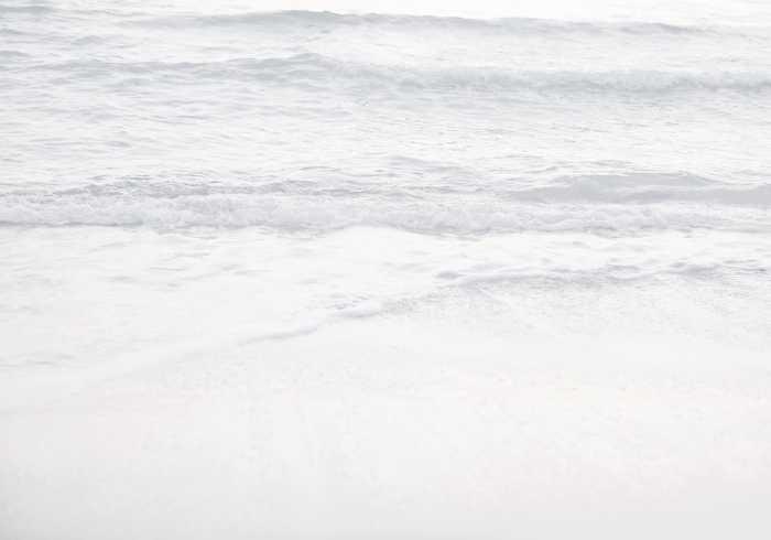 Digital wallpaper Silver Beach