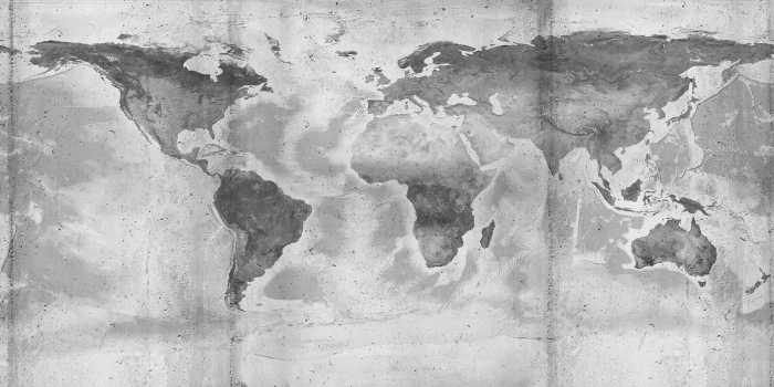 Digital wallpaper Concrete World
