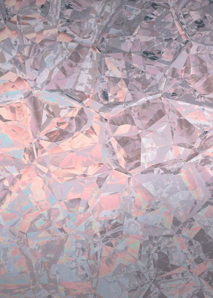 Digital wallpaper Crystals