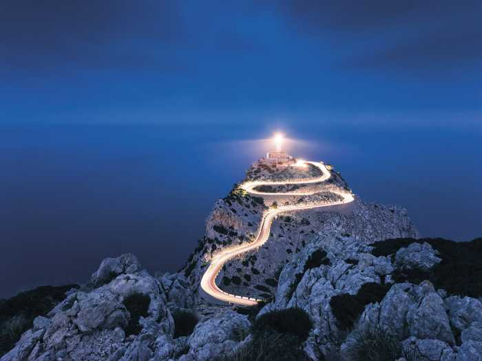 Digital wallpaper Cap Formentor