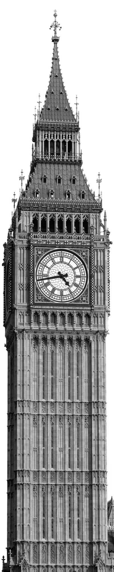 Digital wallpaper Big Ben