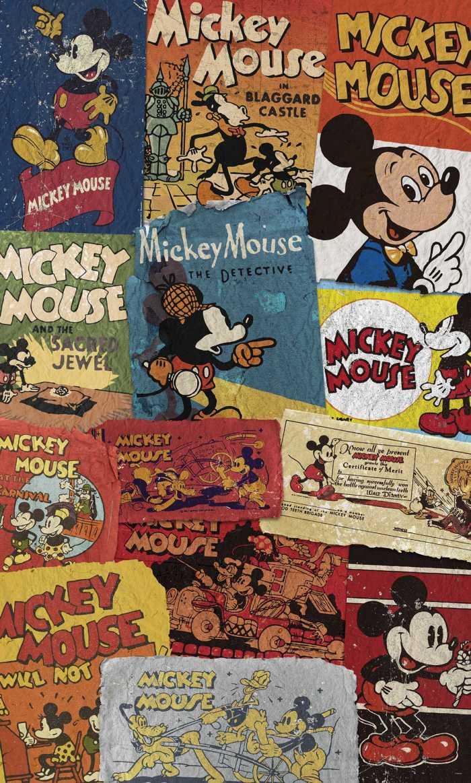 Panel Mickey - Billboard