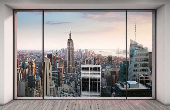 Digital wallpaper Penthouse