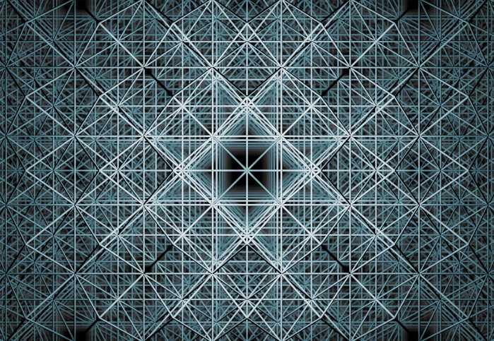 Non-woven photomural Matrix