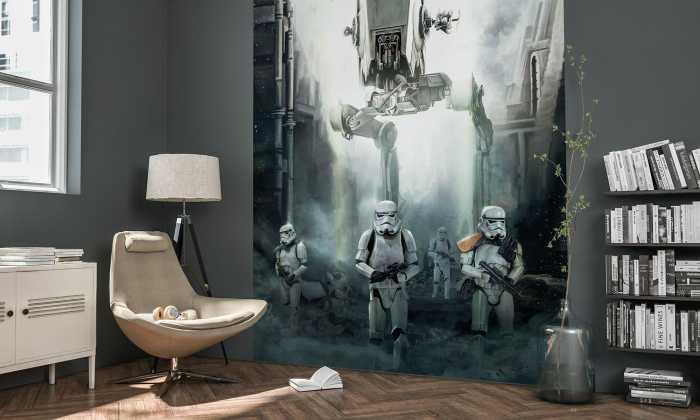 Digital wallpaper Star Wars Imperial Forces II