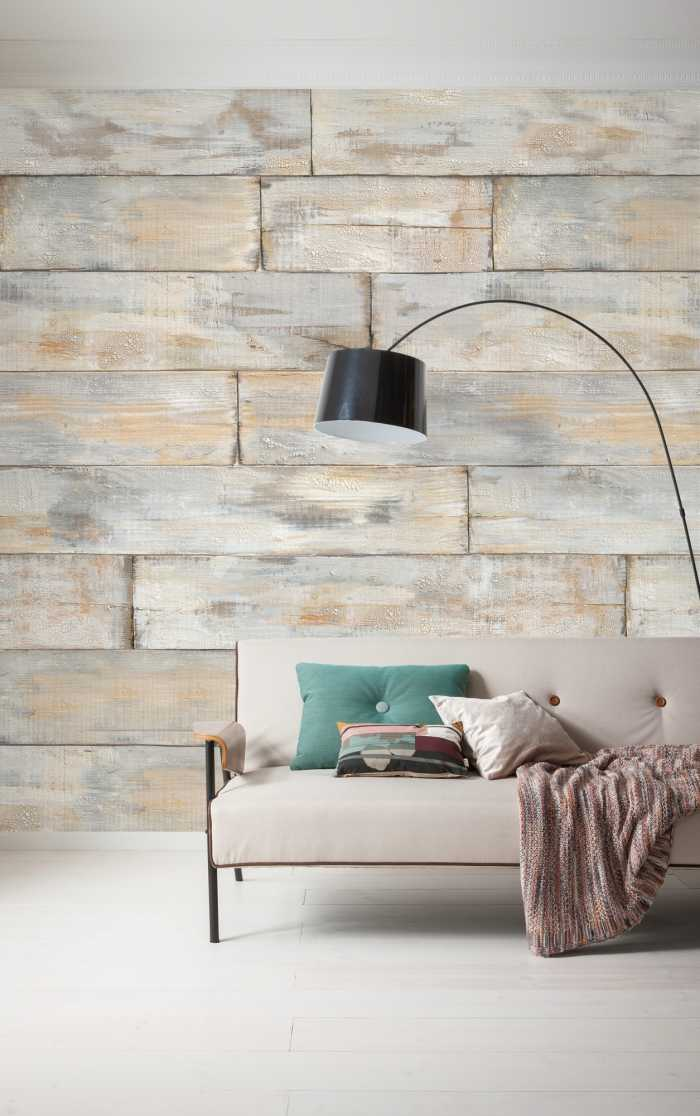 Digital wallpaper Shabby Chic