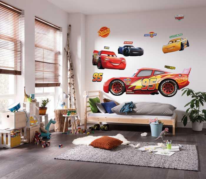 Wall tattoo Cars XXL