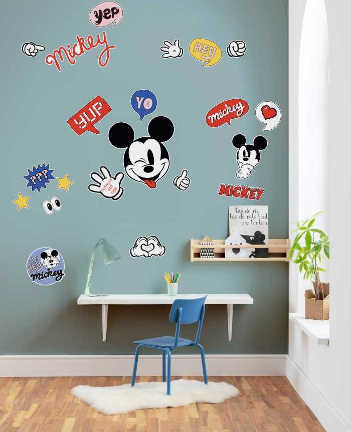Wall tattoo It's a Mickey Thing