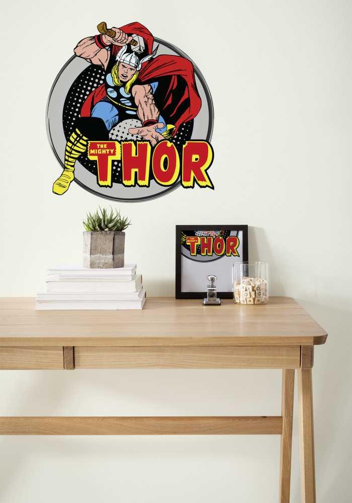 Wall tattoo Thor Comic Classic