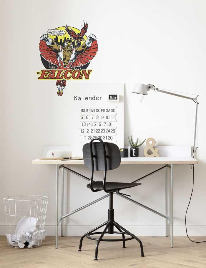 Wall tattoo Falcon Comic Classic