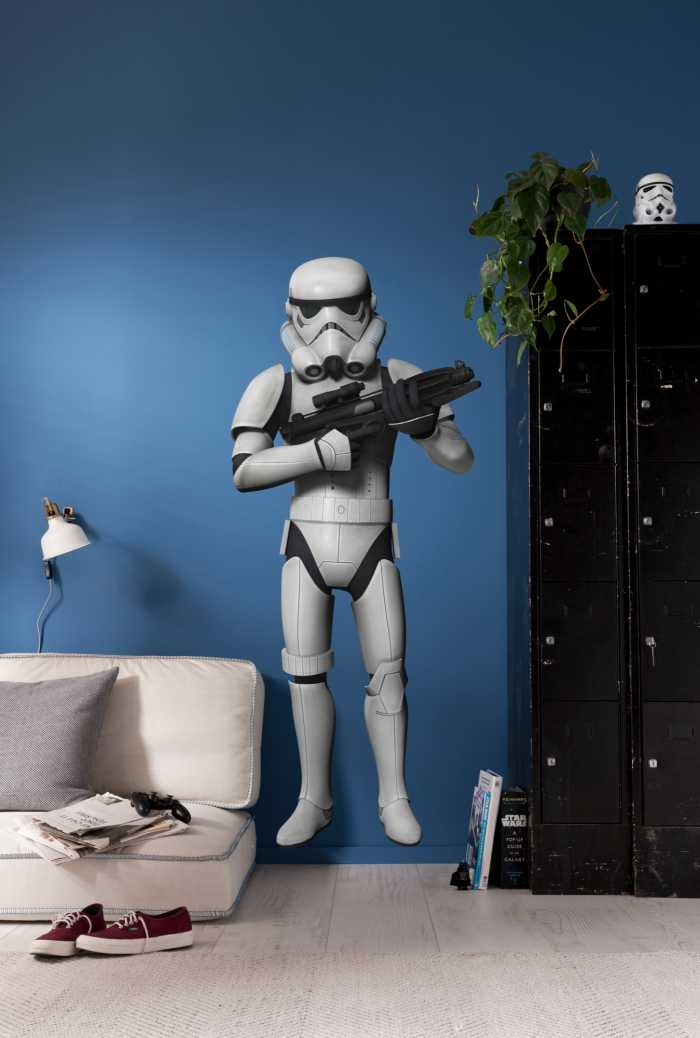 Wall tattoo Star Wars Stormtrooper