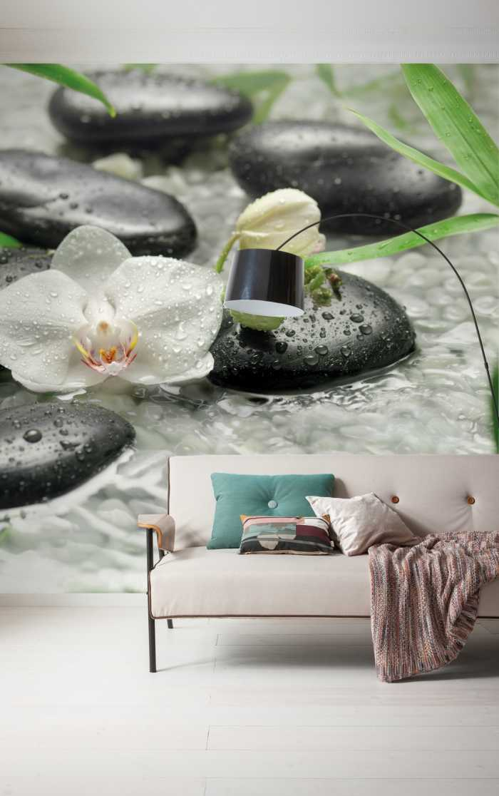 Digital wallpaper Pure
