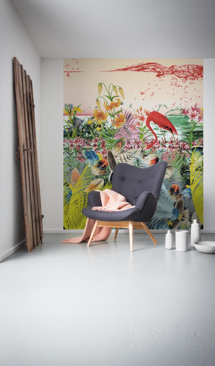Digital wallpaper Fantasia