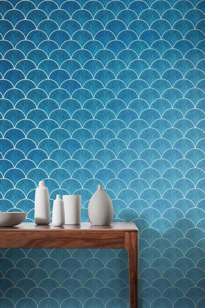 Digital wallpaper Sea Shanty II