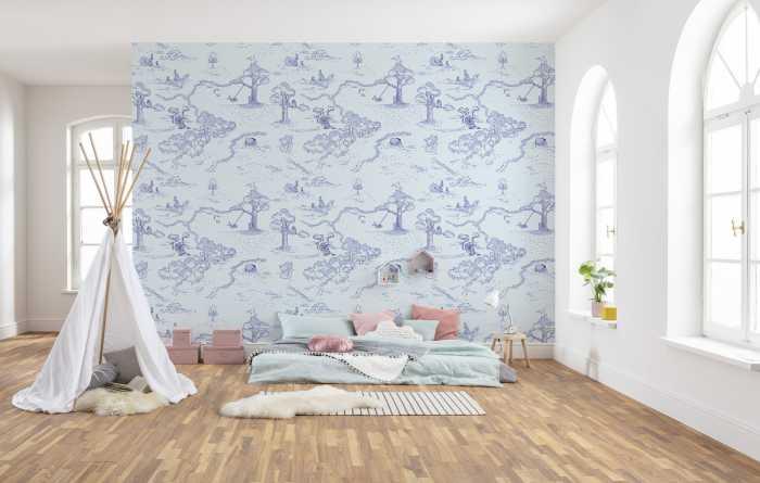 Digital wallpaper Winnie Pooh Pat