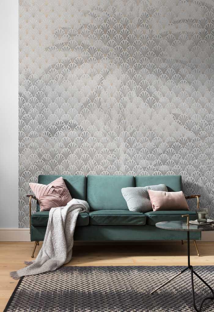 Digital wallpaper Veil