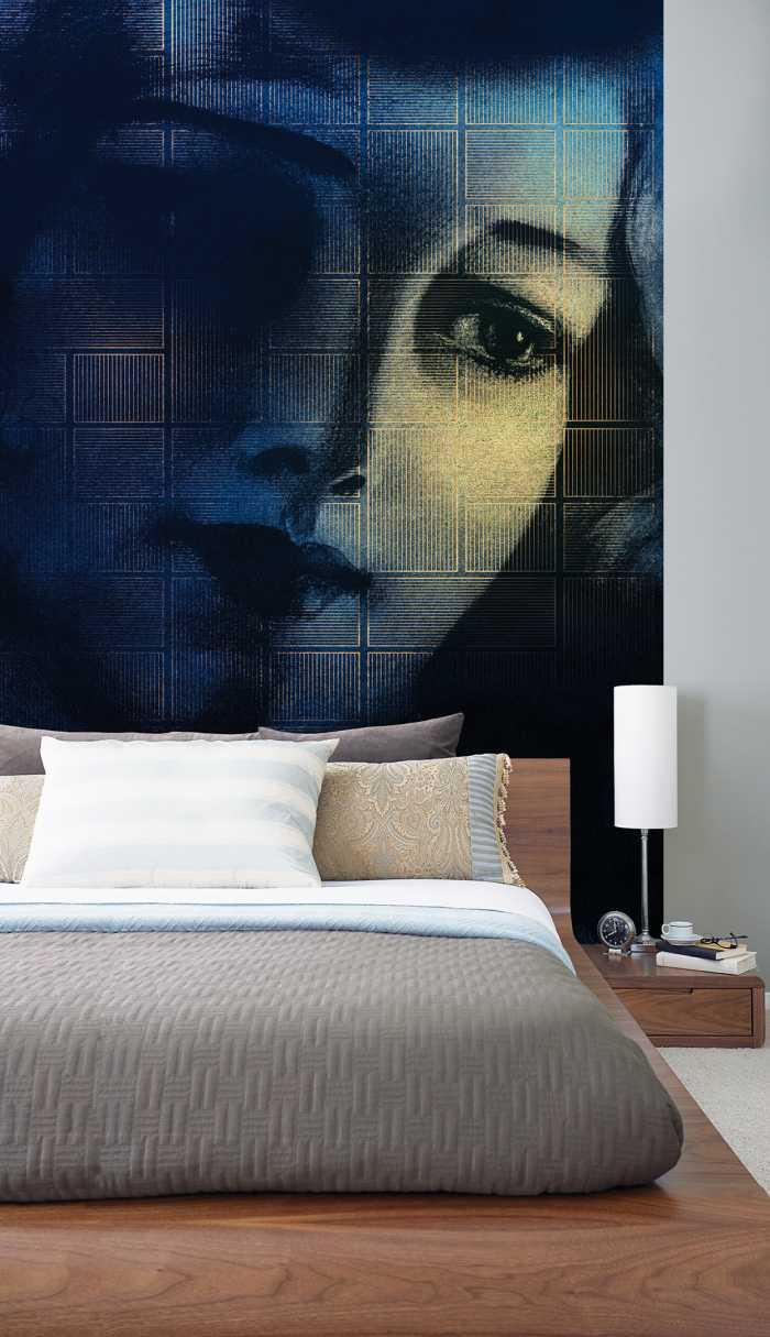 Digital wallpaper Lumière