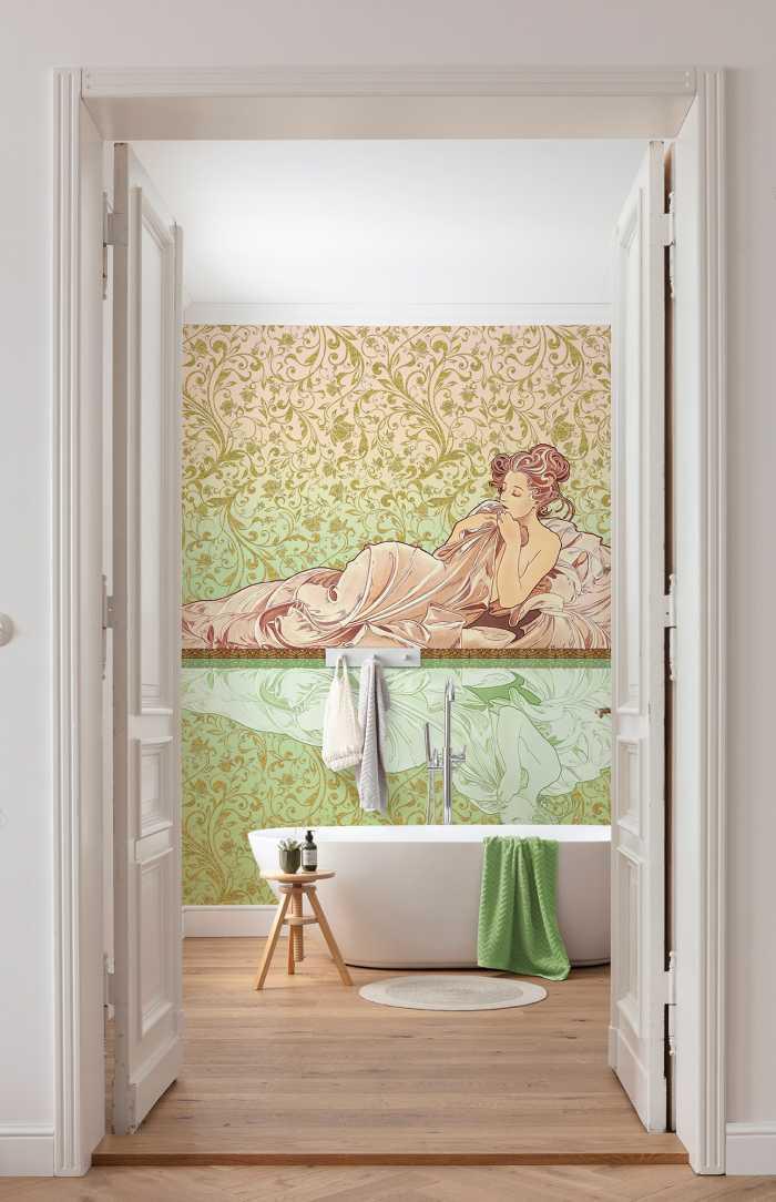 Digital wallpaper Réflexion