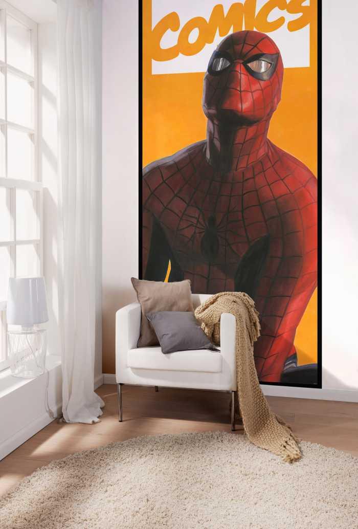 Digital wallpaper Spider-Man Comic