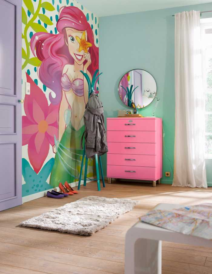 Digital wallpaper Ariel Seastar
