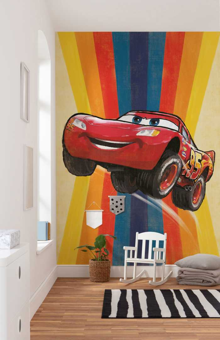 Digital wallpaper Cars Jump