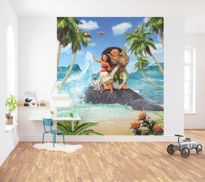 Digital wallpaper Moana Beach