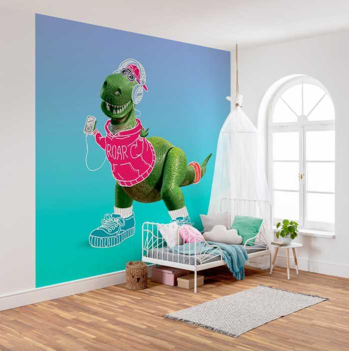 Digital wallpaper Toy Story Roar