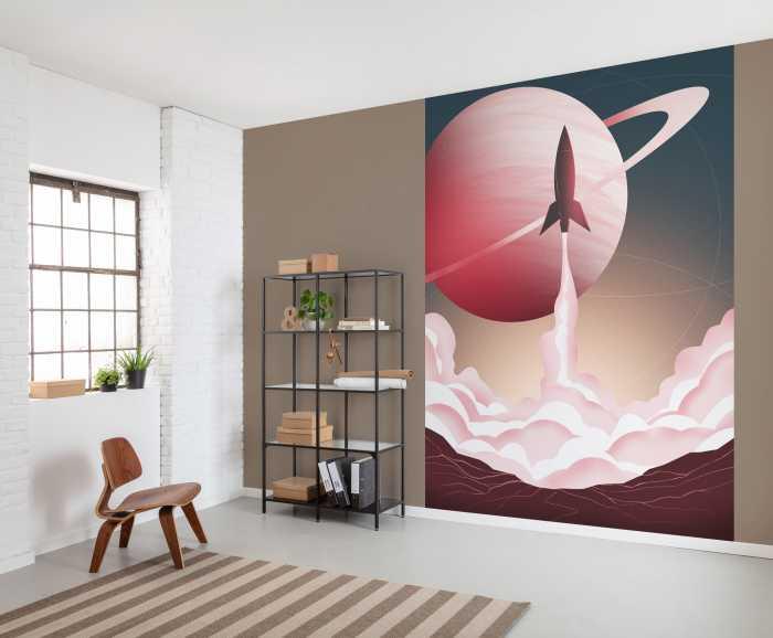 Digital wallpaper Explore the Universe